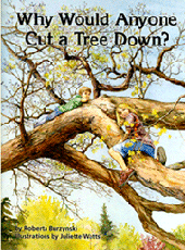 Why cut down a tree booklet image