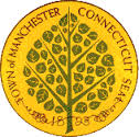 town of manchester logo